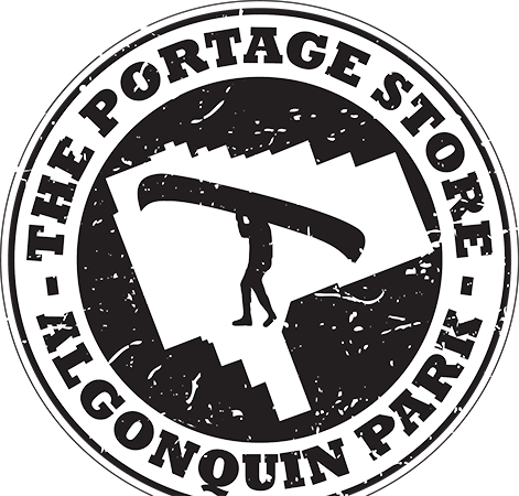 The Portage Store — In Algonquin Park