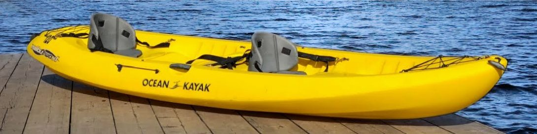 Our Tandem Recreational Kayak