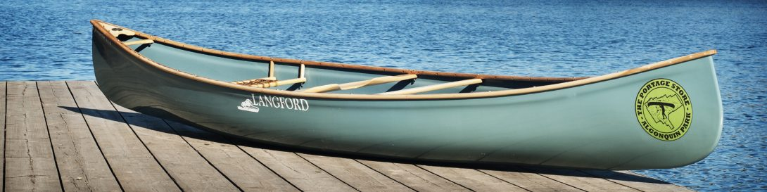 Tom Thomson 16ft Prospector Canoe