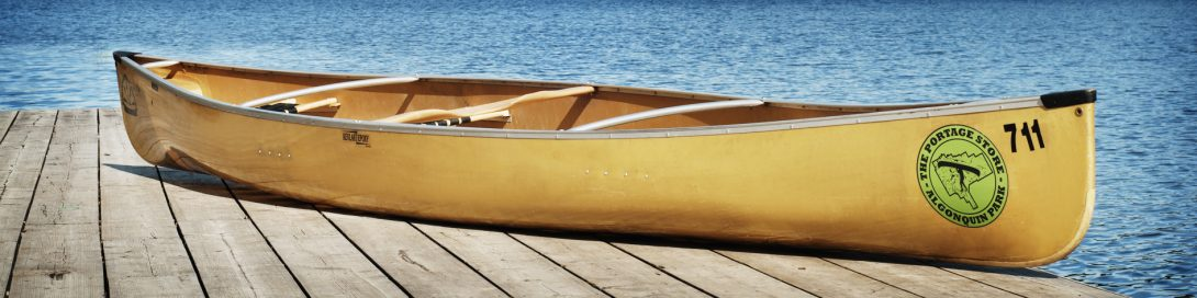 UltraLight 18ft Prospector Canoe