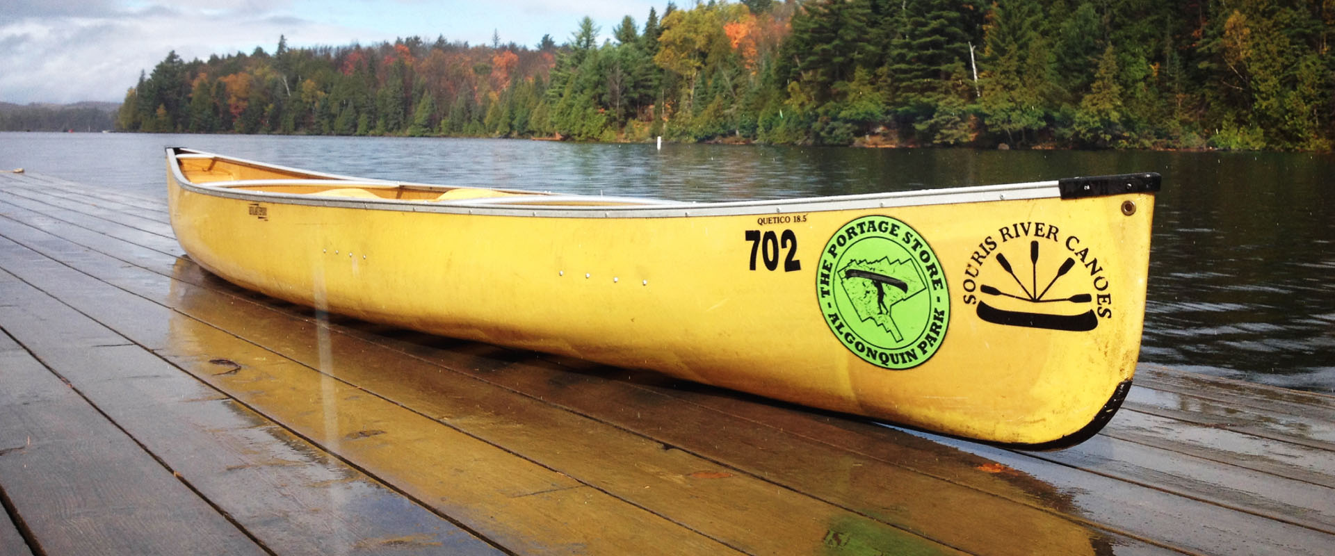 2019 Used Canoe Sale - The Portage Store — In Algonquin Park