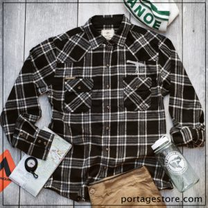 Algonquin Park Plaid Shirt