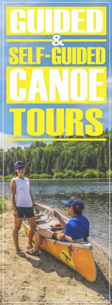 Tom Thomson Guided Canoe Tours