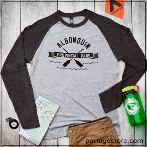 Algonquin Park Long Sleeve Shirt