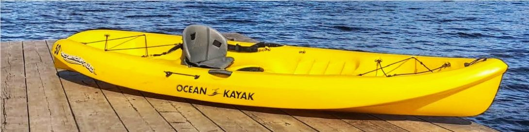 Our Recreational Rental Kayak