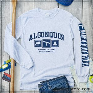 Algonquin Park Long Sleeve T-Shirt